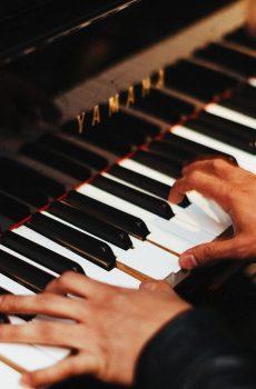 לימוד פסנתר